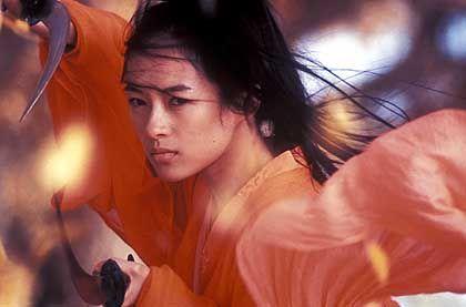 """Zhang als Kämpferin Moon in """"Hero"""": """"Ich stand wieder unter enormem Stress"""