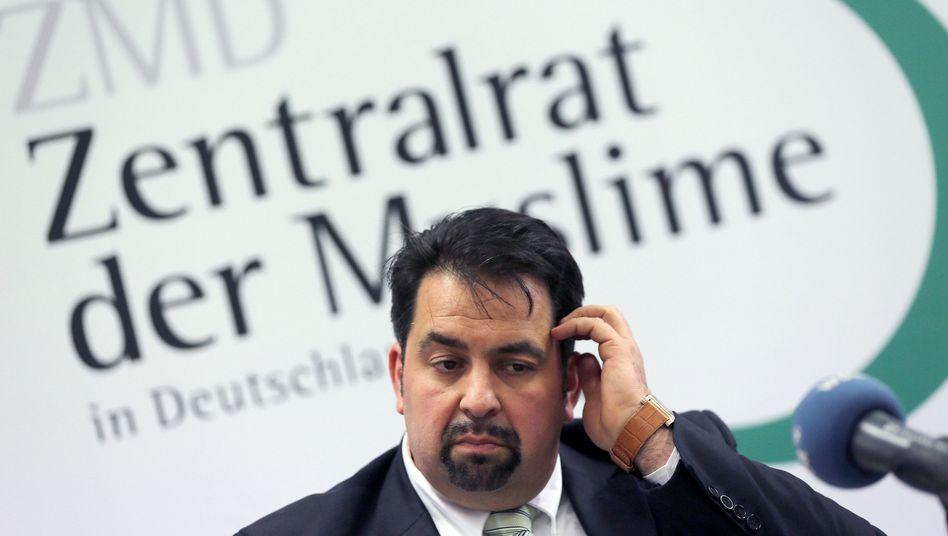 """Aiman Mazyek: """"Muslime könnten noch mehr schaffen"""""""