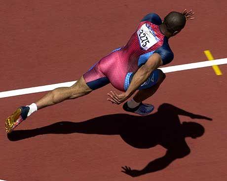 Leichtathletik-Star Maurice Green: Alles nur Zufall?