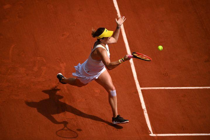 52. Major, erstes Finale: Anastasia Pawljutschenkowa