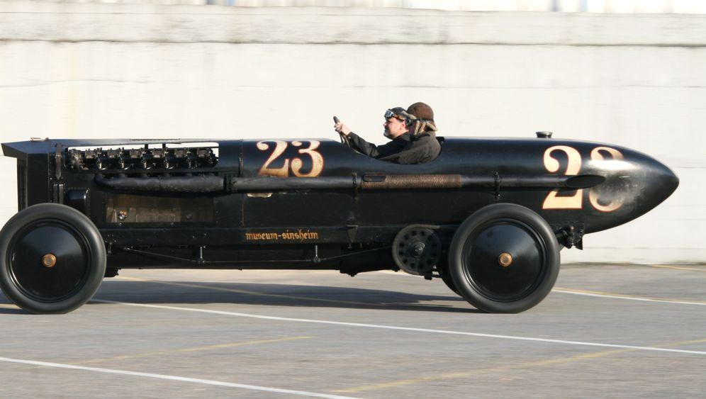 Oldtimerprojekt Brutus: Das Auto der Extreme