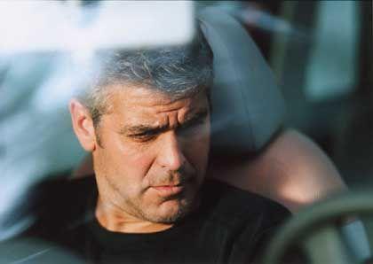 Clooney im Idea: Plötzlich ist die Tür verriegelt