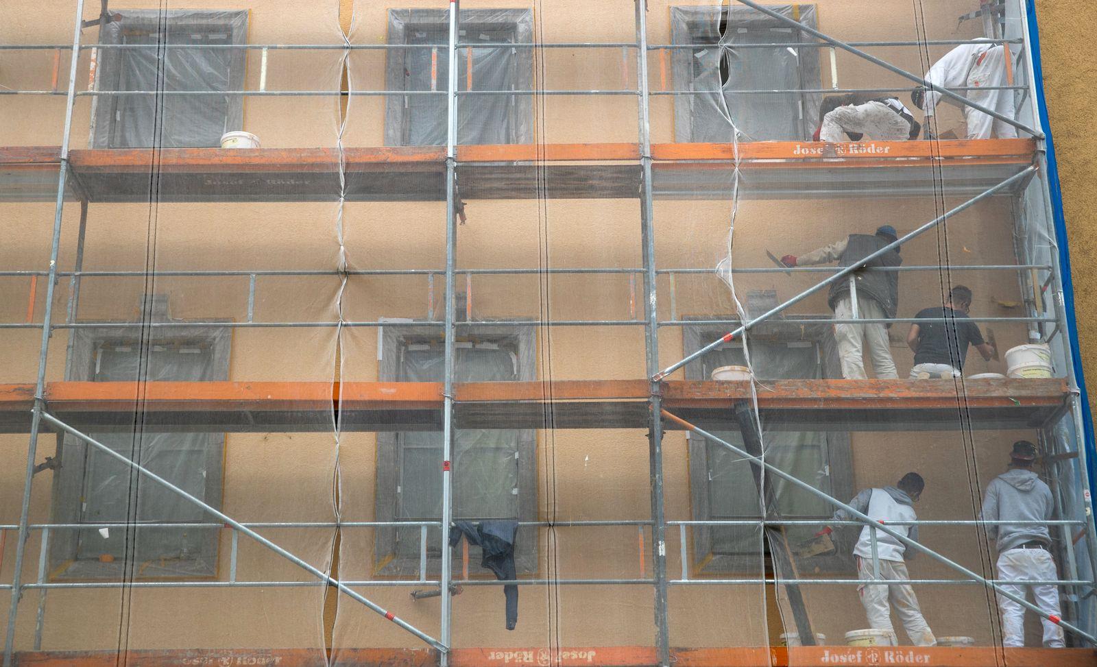 Gebäudesanierung / Klimaschutz