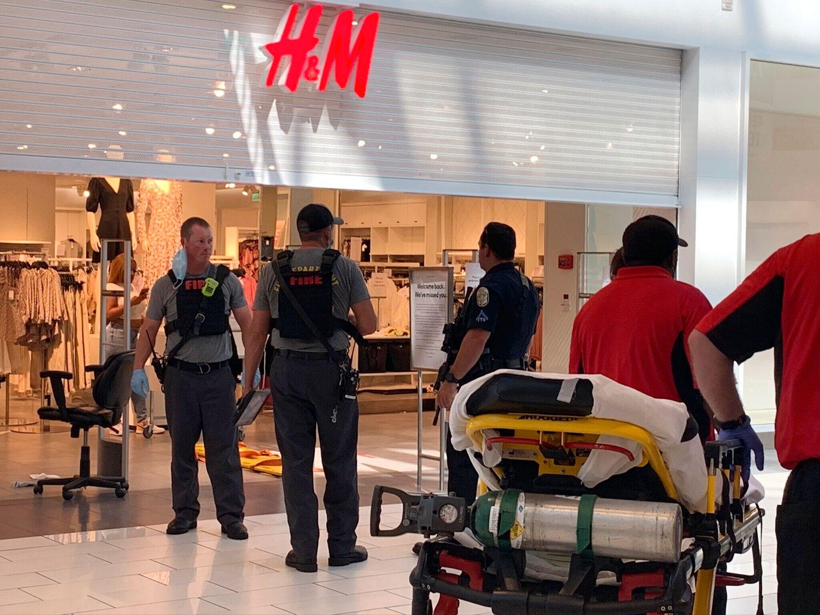USA: Achtjähriger Junge in Einkaufszentrum erschossen