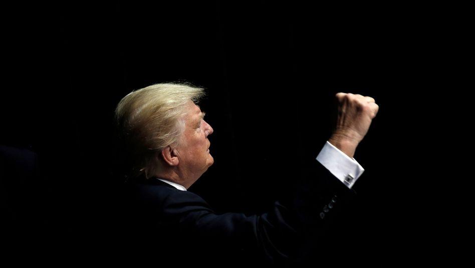 Designierter US-Präsident Donald Trump