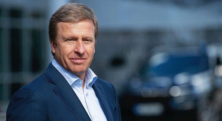 BMW CEO Oliver Zipse