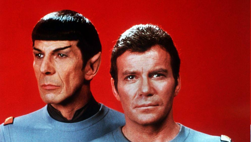 """""""Star Trek""""-Kultfigur: Mosaik für Spock, faszinierend"""