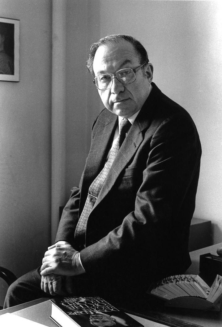 Studienautor Hilberg um 1990: Bemerkenswert sachlich