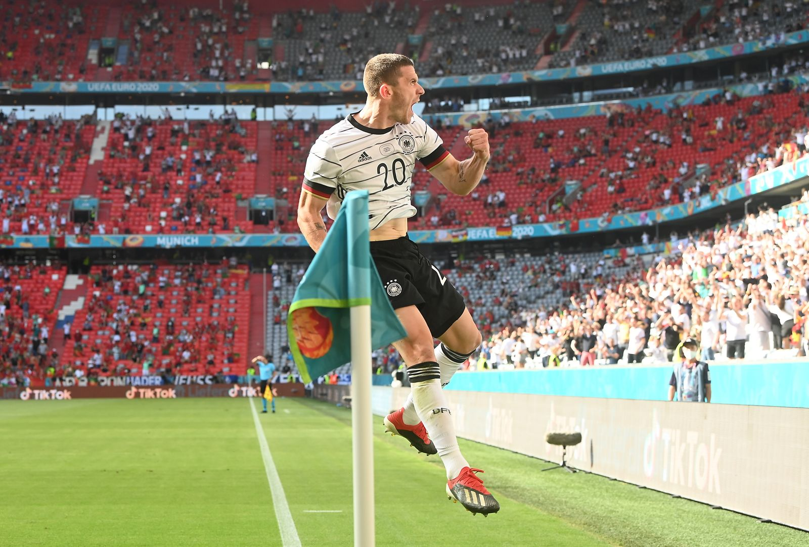 Group F Portugal vs Germany
