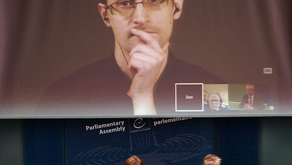 Edward Snowden (Archivbild)