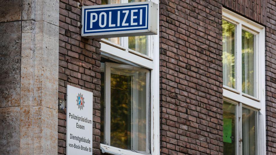 Polizeipräsidium in NRW (Archivbild)