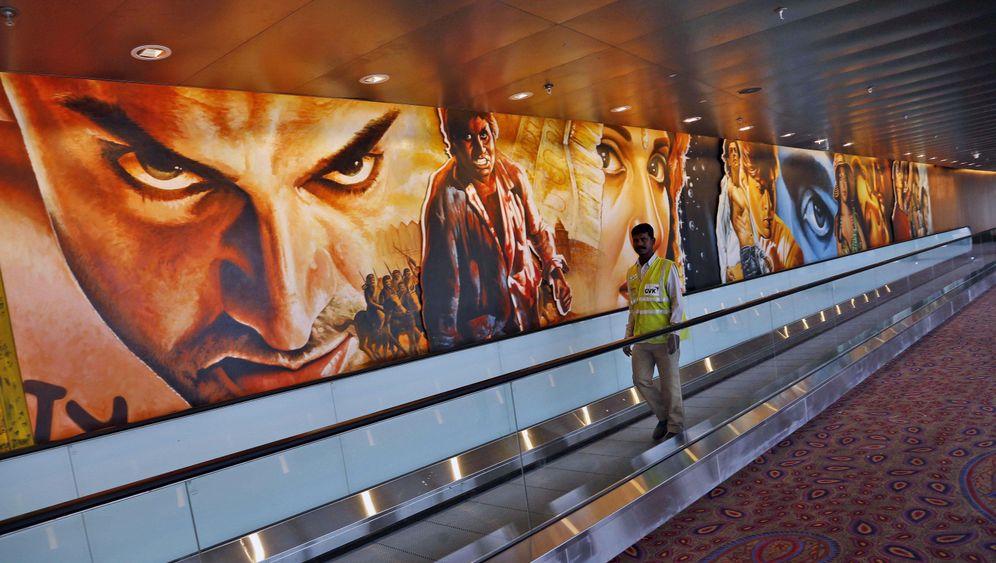 Mumbai: Neues Terminal am Chaos-Flughafen