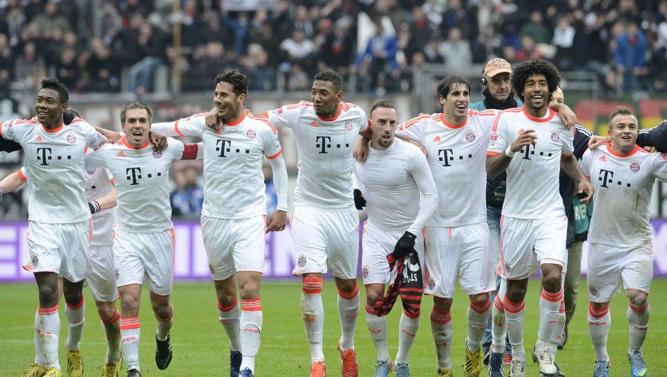 """Deutscher Meister Bayern München: """"Guardiola erwartet ein Bayern der Rekorde."""""""