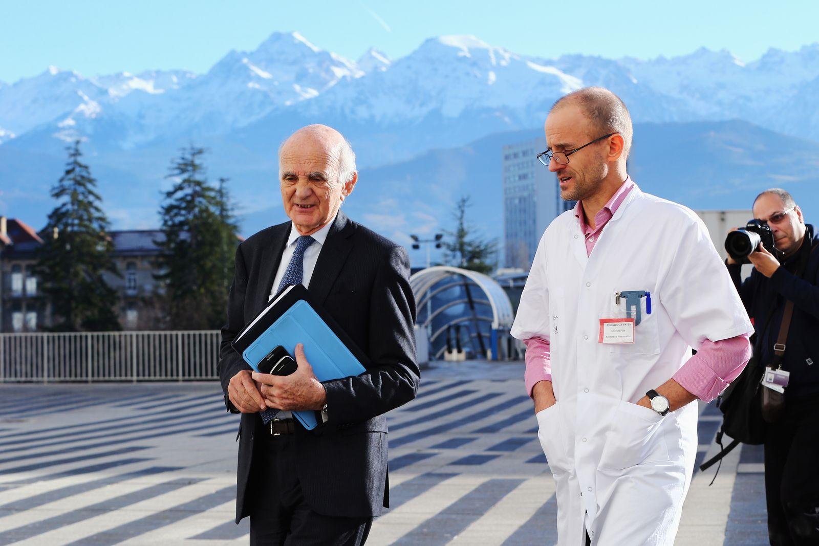 Schumacher / Unfall / Gerard Saillant / Jean-Francois Payen