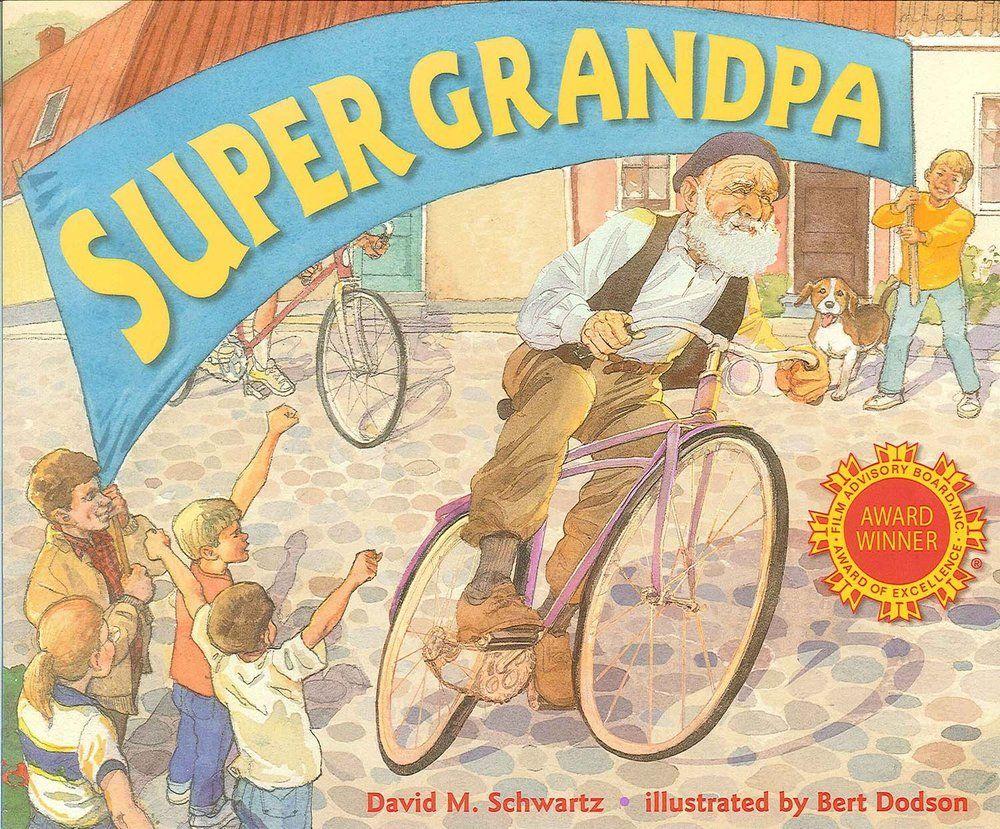 """""""Super Grandpa"""""""