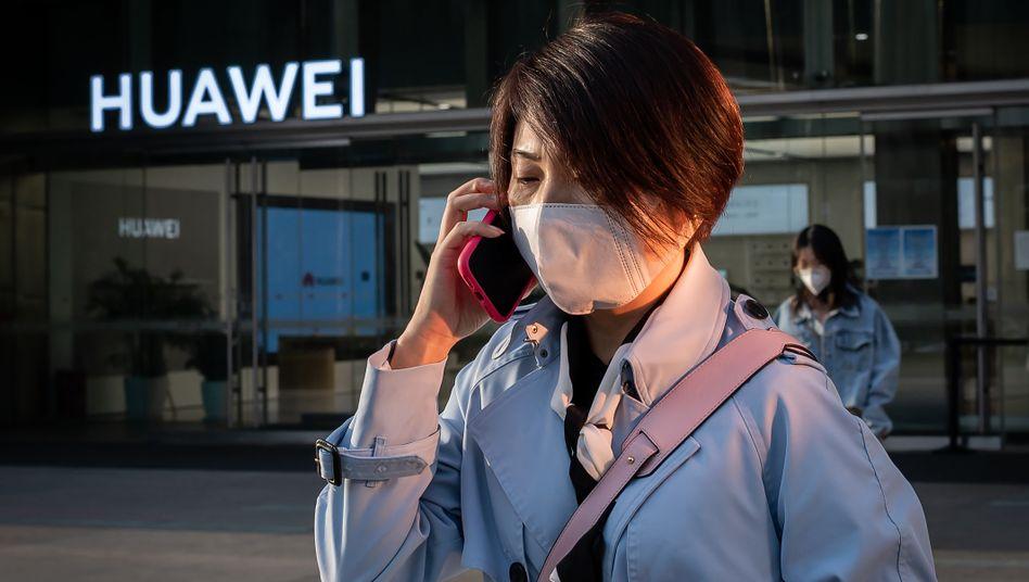 Das neue Sicherheitsgesetz enthält unter anderem Regeln, die für Huawei von Bedeutung sind