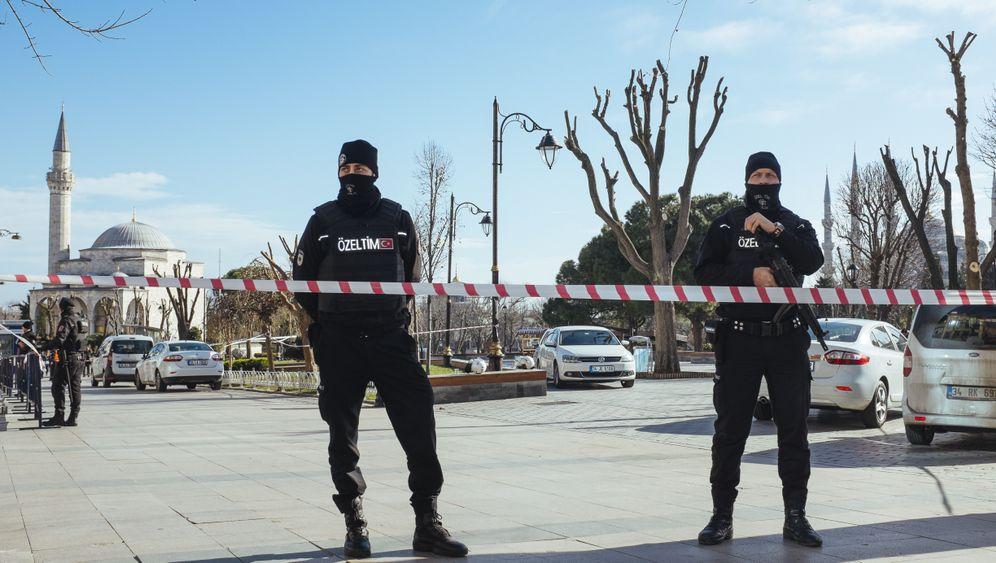 Terror in Istanbul: Anschlag mitten im Touristenviertel