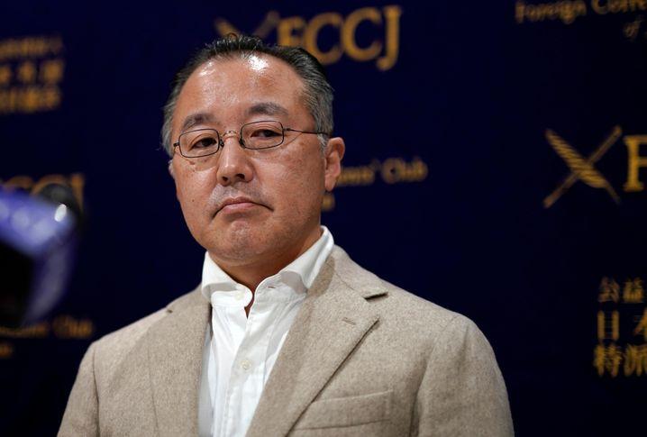Noriyuki Yamaguchi: Enge Verbindungen zum Premierminister?