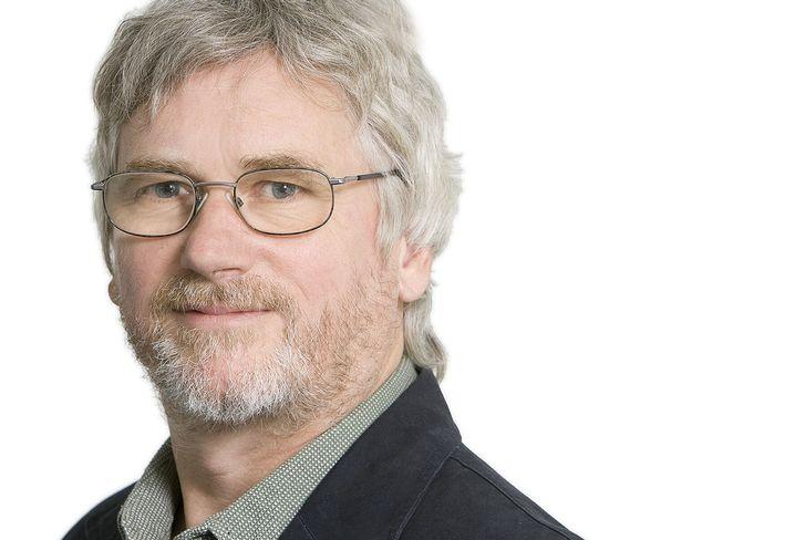 Radiomann Dietmar Boettcher-Frech, 62, pendelt seit über 30 Jahren