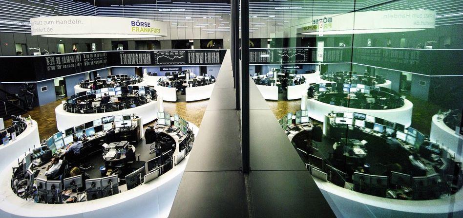 Handelssaal der Börse in Frankfurt am Main: »Unter dem Radar der Kartellbehörden«