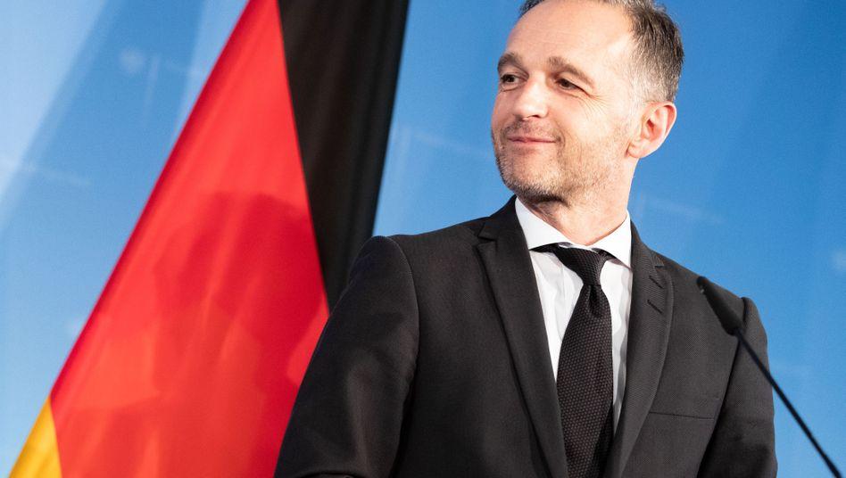 """Außenminister Heiko Maas: """"Es ist an der italienischen Justiz, die Vorwürfe schnell zu klären"""""""