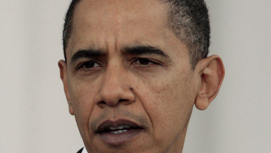 Barack Obama: Überprüfung dauert an