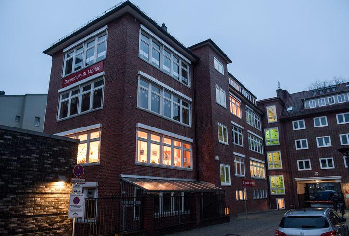 Von der Schließung bedrohte Domschule St. Marien