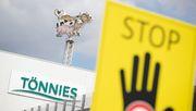 Mehr als 1000 Tönnies-Mitarbeiter positiv auf Corona getestet