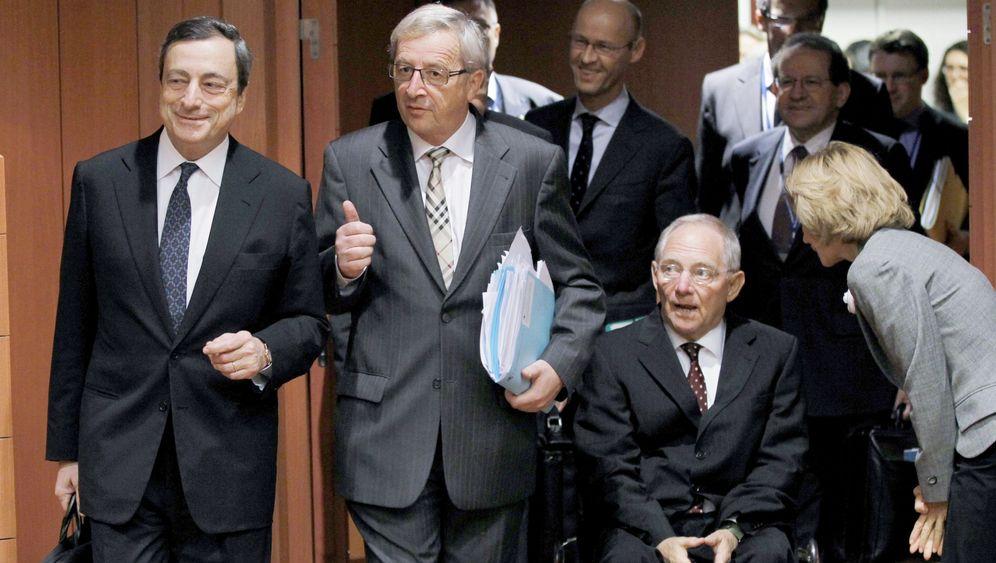 Photo Gallery: Germany's Debt Problem
