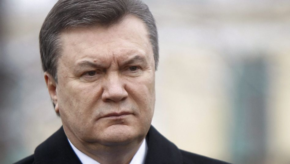 """Janukowitsch: Unterschrift """"in naher Zukunft"""""""