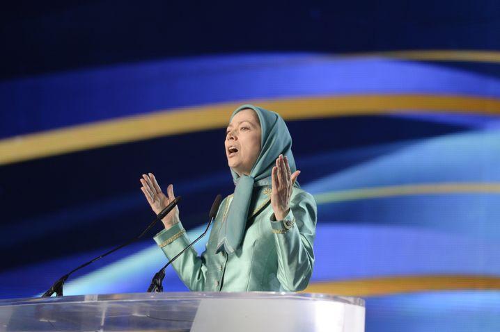 Maryam Rajavi (Archiv)