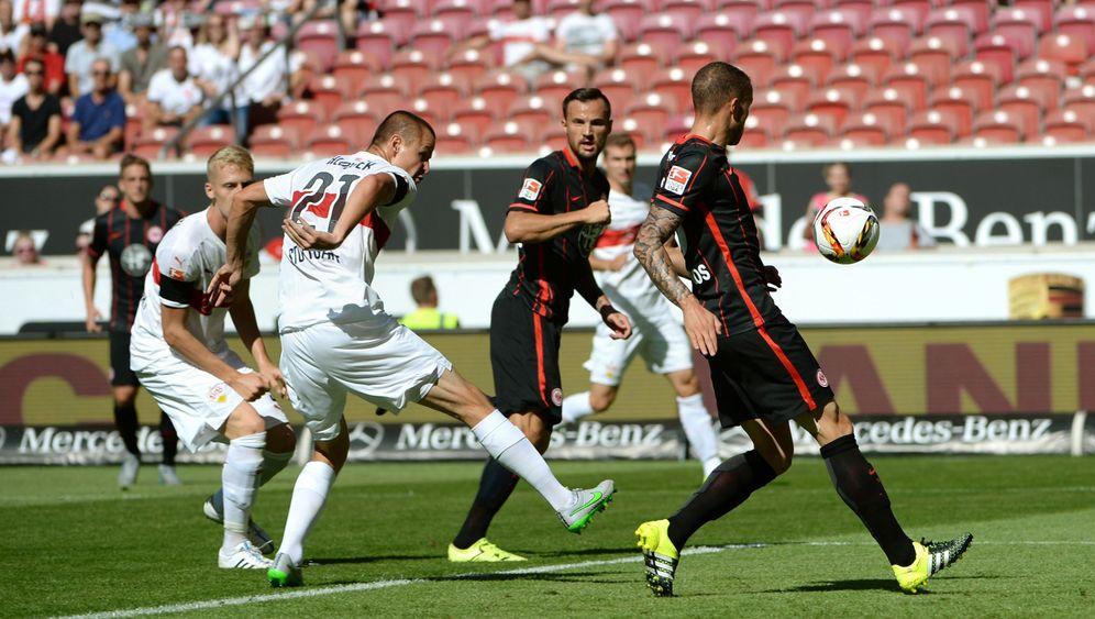 3. Spieltag der Bundesliga: Mutos Premiere, glückloser VfB