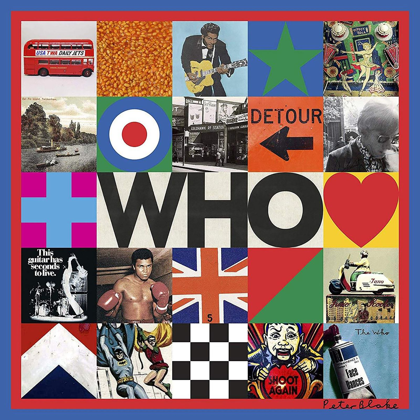 Pete Townshend - The Who Cover