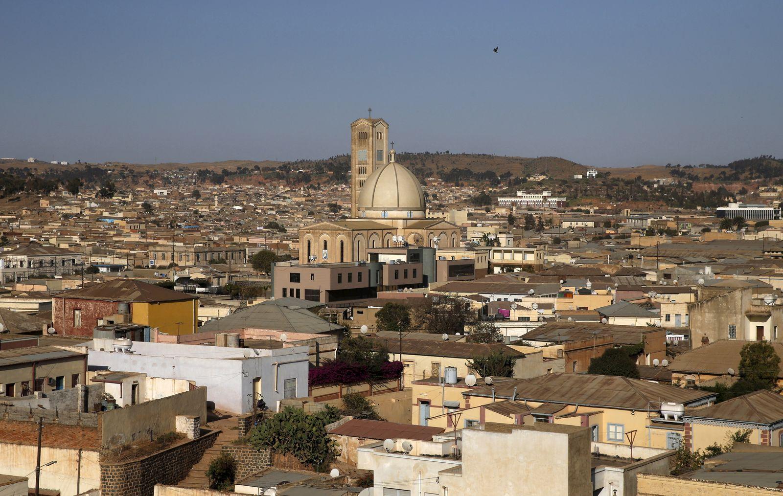 Eritrea Kirche