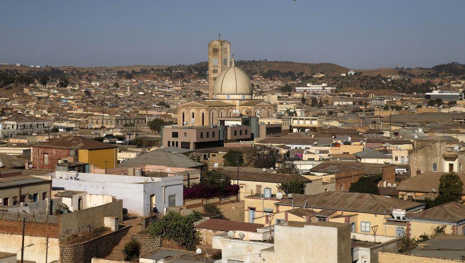 """Kirche in Eritreas Hauptstadt Asmara: """"Leute werden verhaftet, nur weil sie zum Gottesdienst gehen"""""""