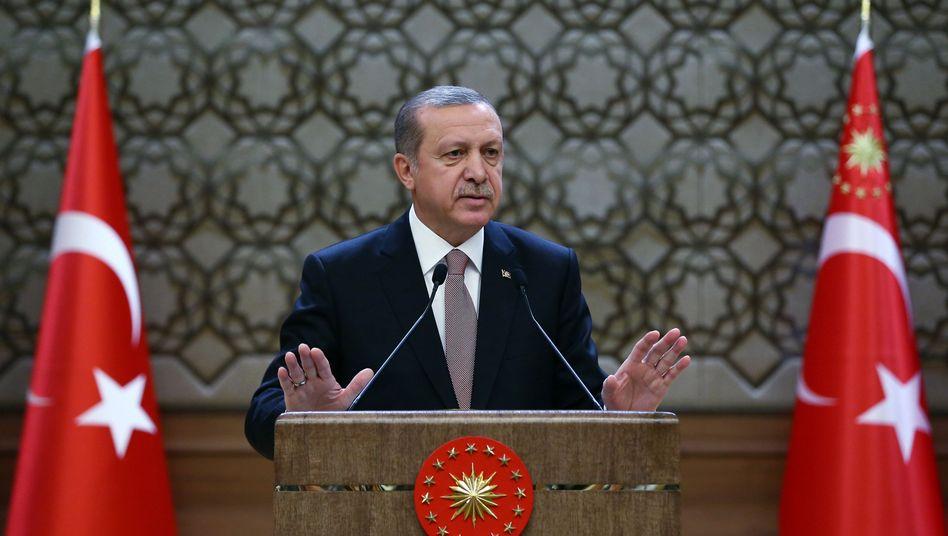 Präsident Erdogan: Noch kein genauer Termin für Treffen mit Putin bekannt