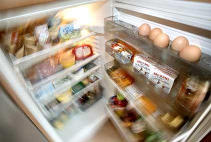 Kühlschrank: Einfrieren oder eingefrieren?