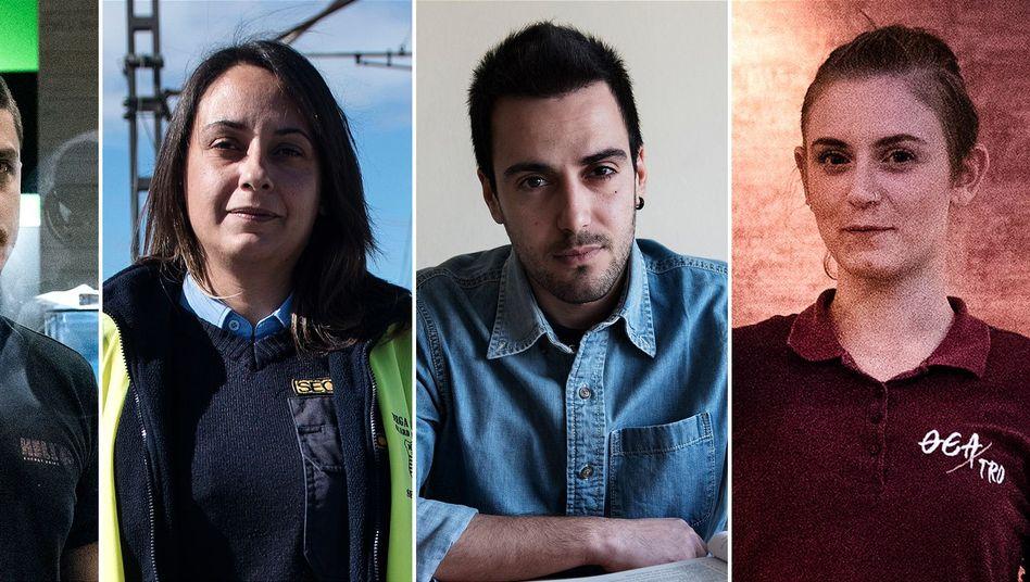 """""""Working Poor"""" in Griechenland: """"Mein Lohn reicht gerade, um Essen zu kaufen"""""""