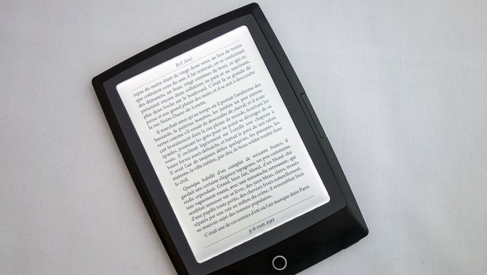 E-Reader: Bookeen Odyssey HD Frontlight im Test