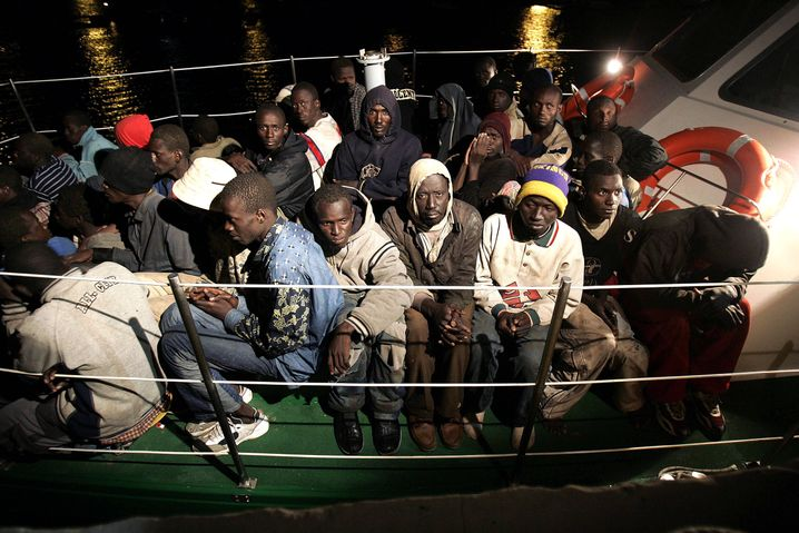 """Flüchtlinge (vor Fuentevuera): """"Ein fundamentales Recht des freien Menschen"""""""