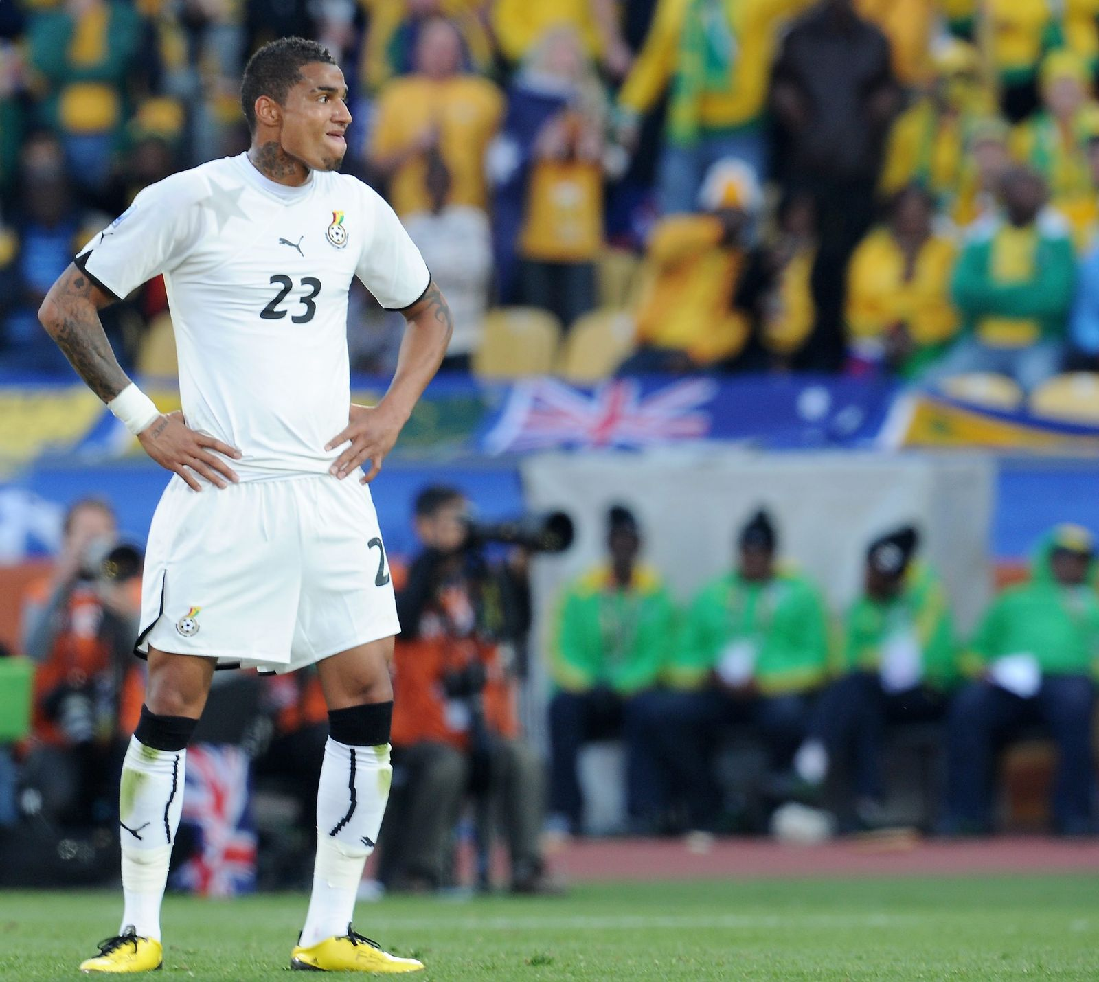 WM 2010 - Ghana - Australien