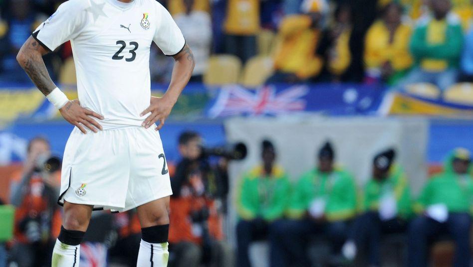 Ghanas Kevin-Prince Boateng schießt verbal gegen die deutsche Elf.