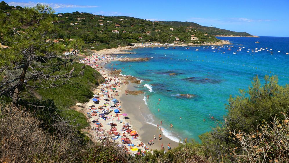Südfrankreich: Am Jetset-Strand von Ramatuelle