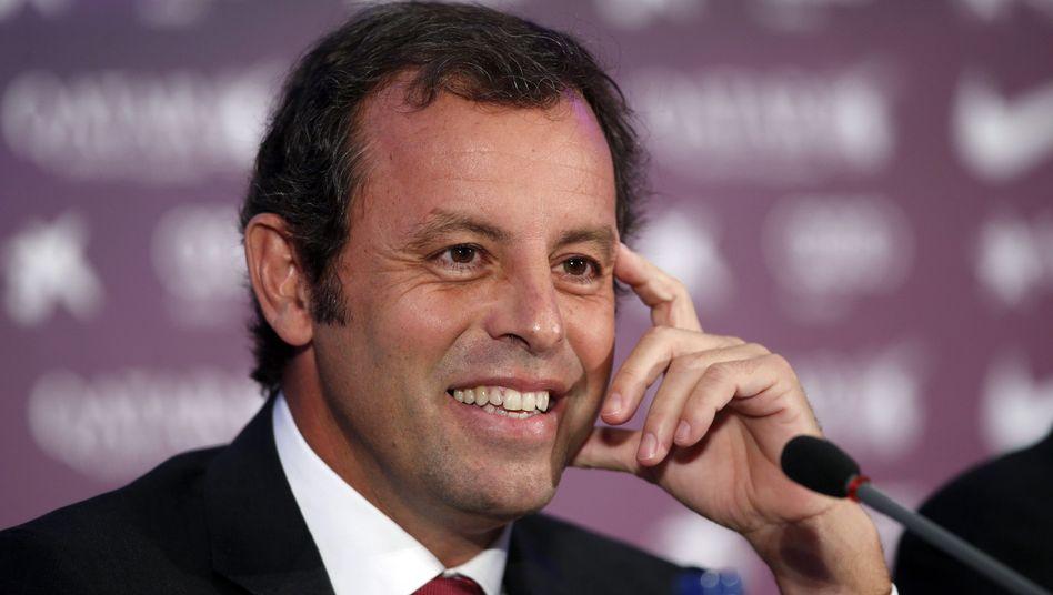 """Barça-Präsident Rosell: """"Jetzt muss es damit genug sein"""""""