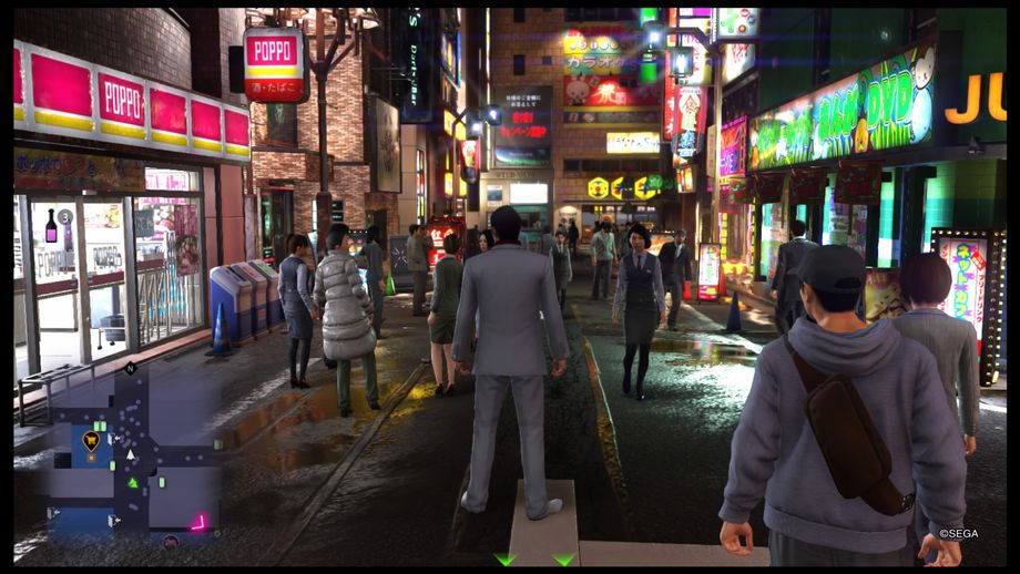 """Yakuza 6: The Song of Life"" für Playstation 4, circa 15 bis 20 Euro"
