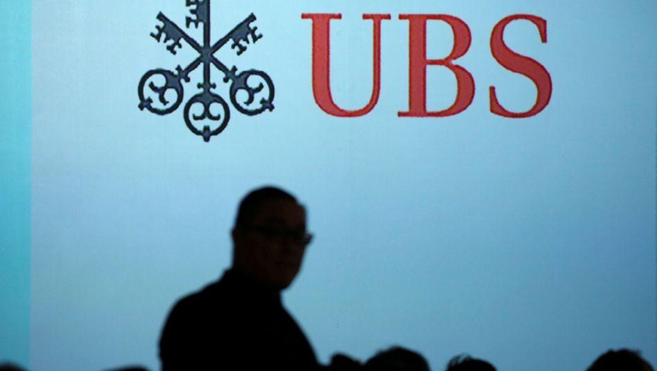 Die UBS hat nach dem Kommentar Schwierigkeiten in China