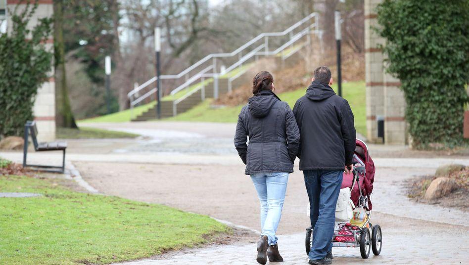 """Eltern mit Kinderwagen: """"Wenn sich ein Modename etabliert hat, bleibt er auch eine Weile"""""""