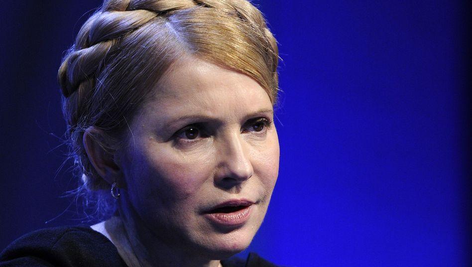 """Tymoschenko: """"Schattenkoalition in den Hinterzimmern"""""""
