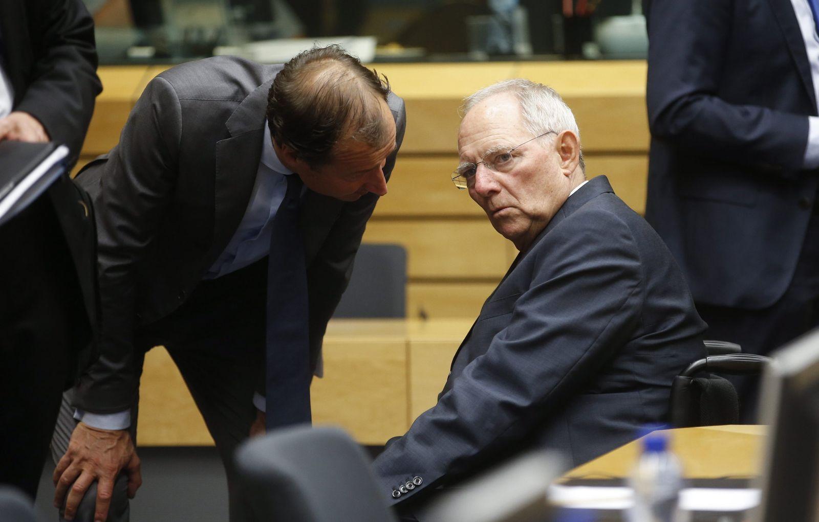 Griechenland/ Finanzkrise/ Schäuble