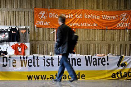 """Attac-Kongress in Berlin: """"Typische Medienwahrnehmung"""""""